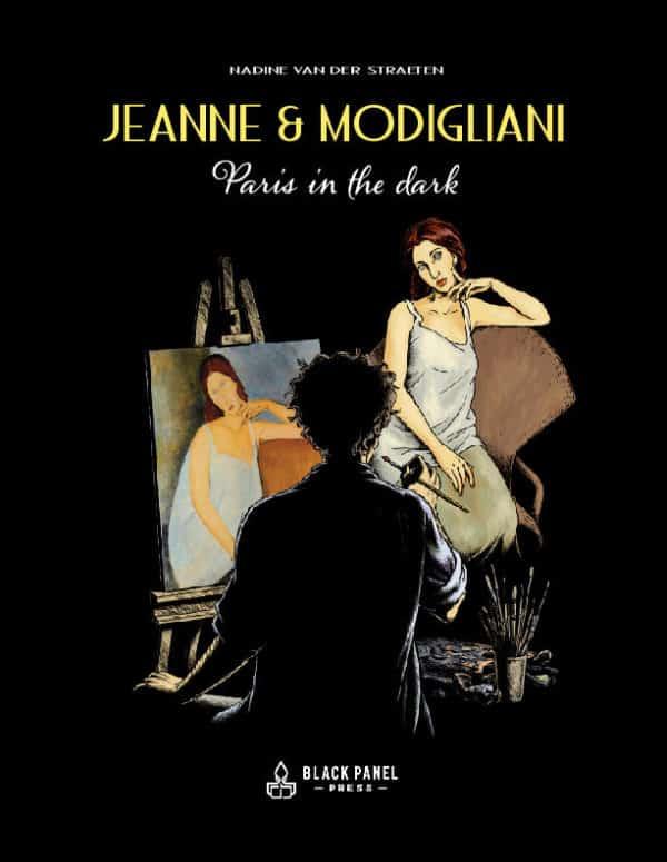 women in comics jeanne hebuterne