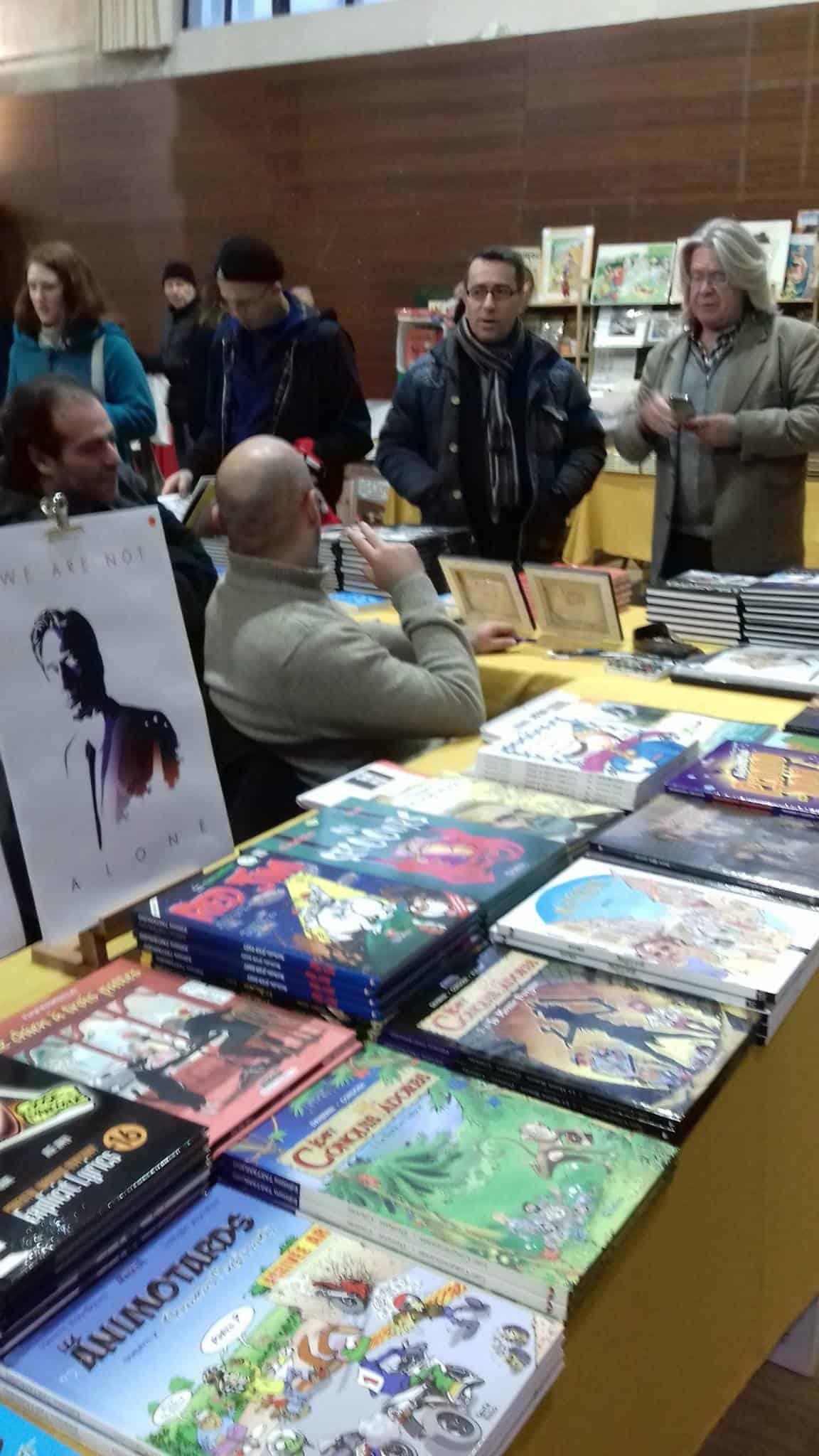 Tartamudo Comic Catalogue