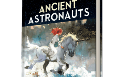 """ANCIENT ASTRONAUTS"" SCIFI GRAPHIC NOVEL RELEASE"