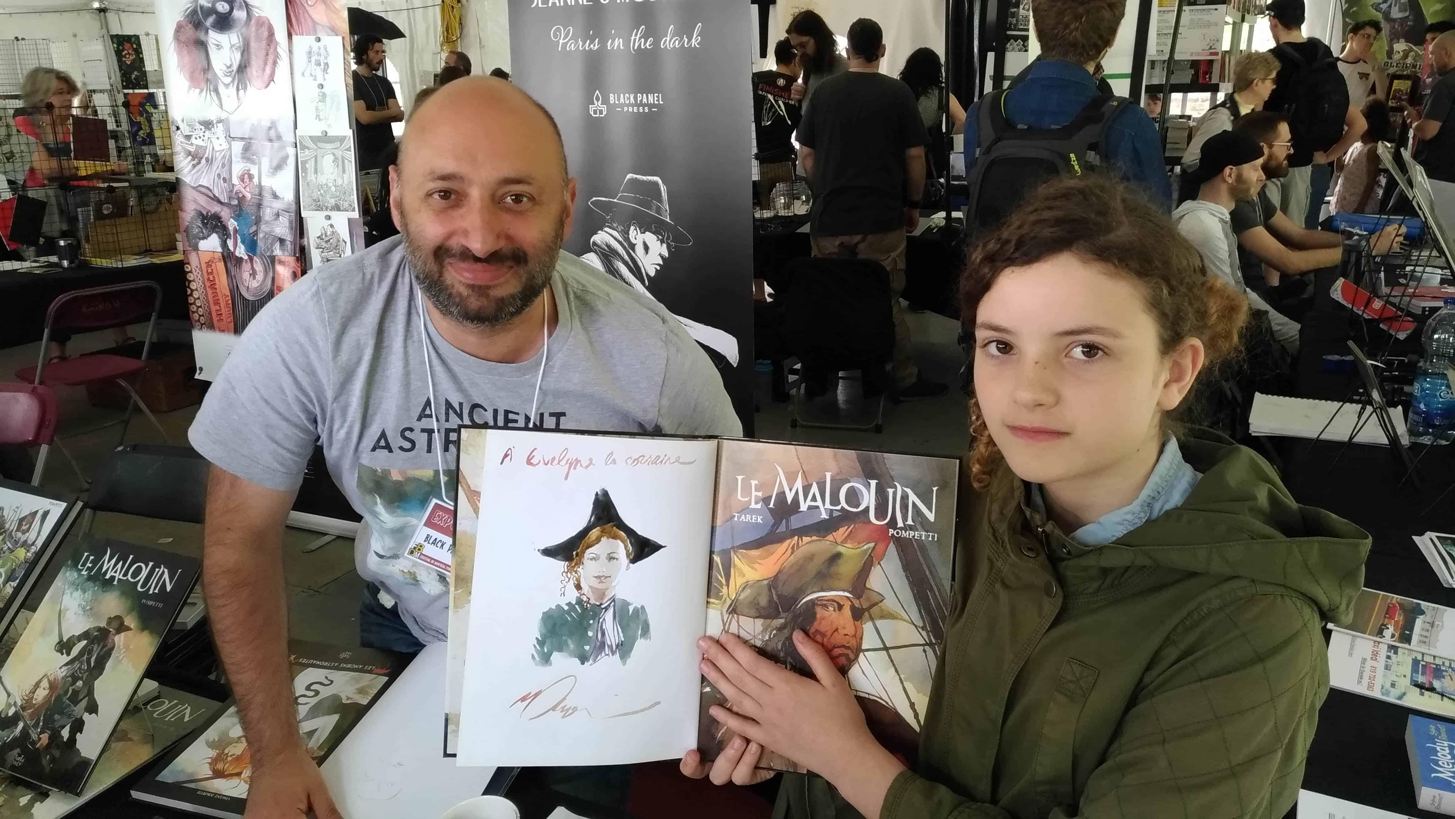 Montreal Comic Arts Festival