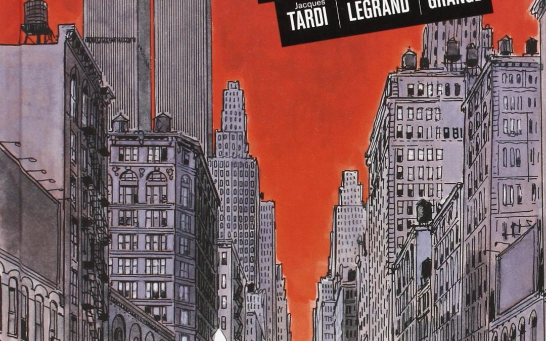 Graphic Novel Review: New York, Mon Amour