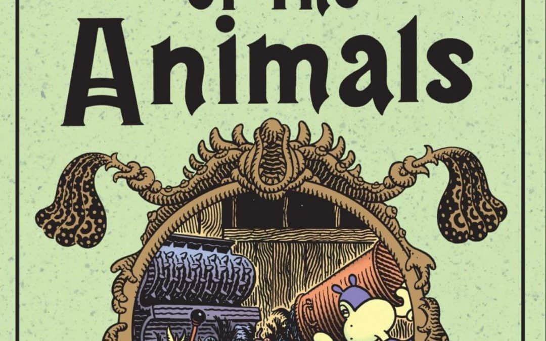 4 Wordless Graphic Novels That'll Leave You Speechless