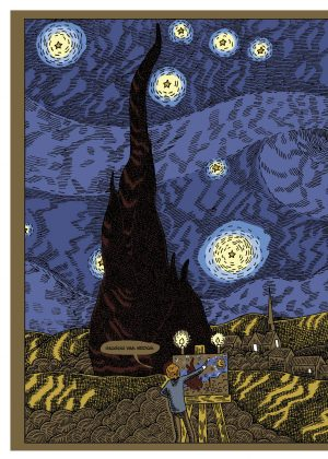 Van Gogh Graphic Novel